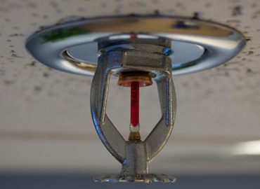 Fire-sprinkler